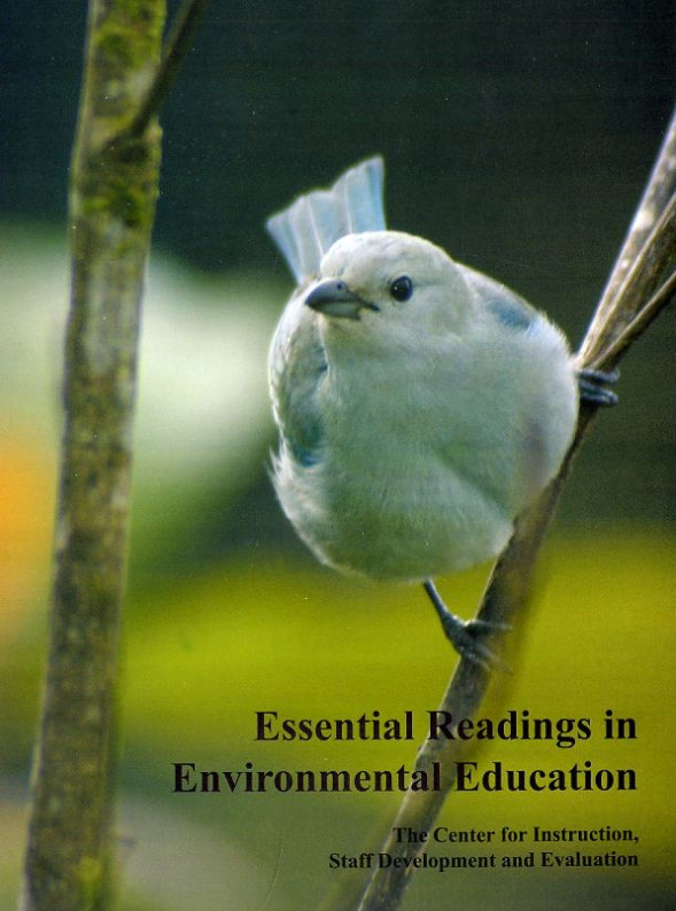 Essential Readings in Environmental Education
