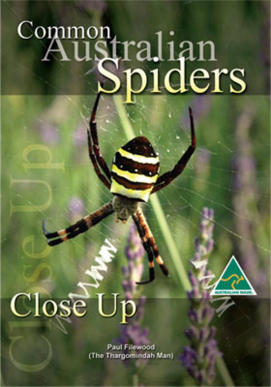 Common Australian Spiders: Close-Up - DVD (All Regions)