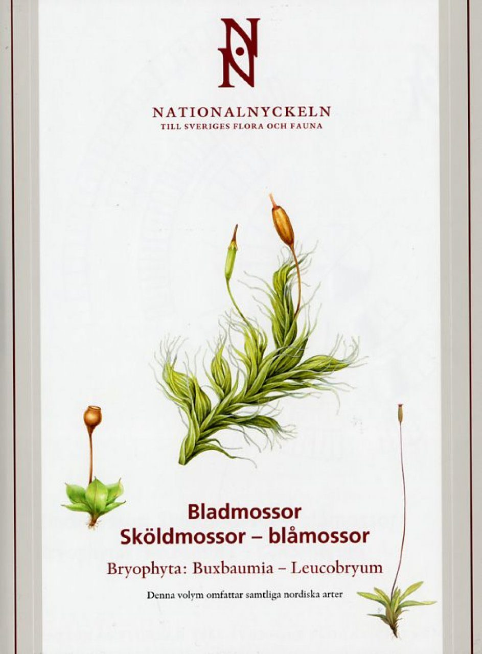 The Encyclopedia of the Swedish Flora and Fauna, Bladmossor, Sköldmossor - Blåmossor [Swedish]