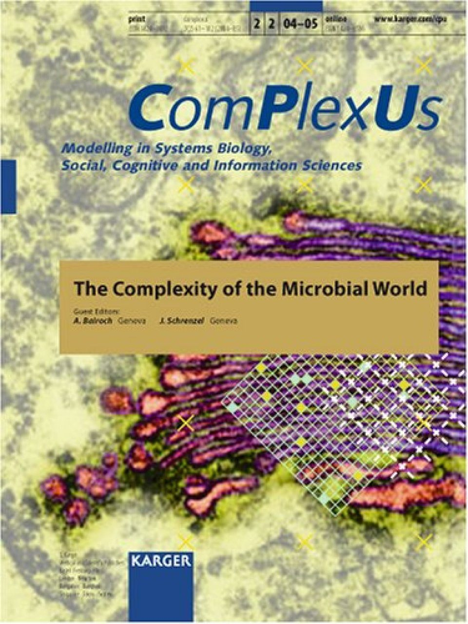 The Complexity of the Microbial World