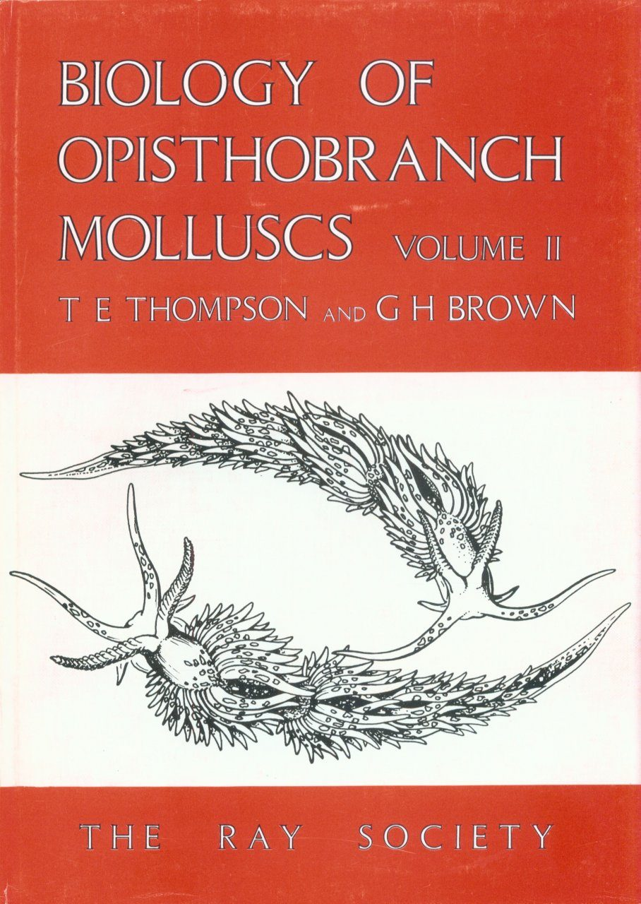 Biology of Opisthobranch Molluscs, Volume 2