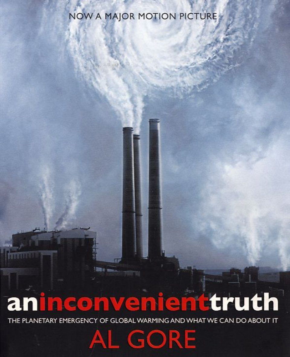 an inconvenient truth what we An inconvenient truth explores data and predictions regarding climate change, interspersed with personal events from the life of al gore through a keynote.