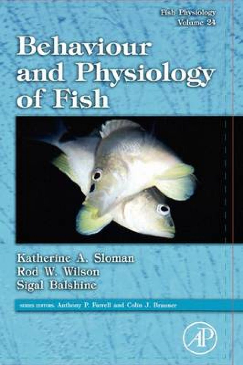 Fish Physiology, Volume 24