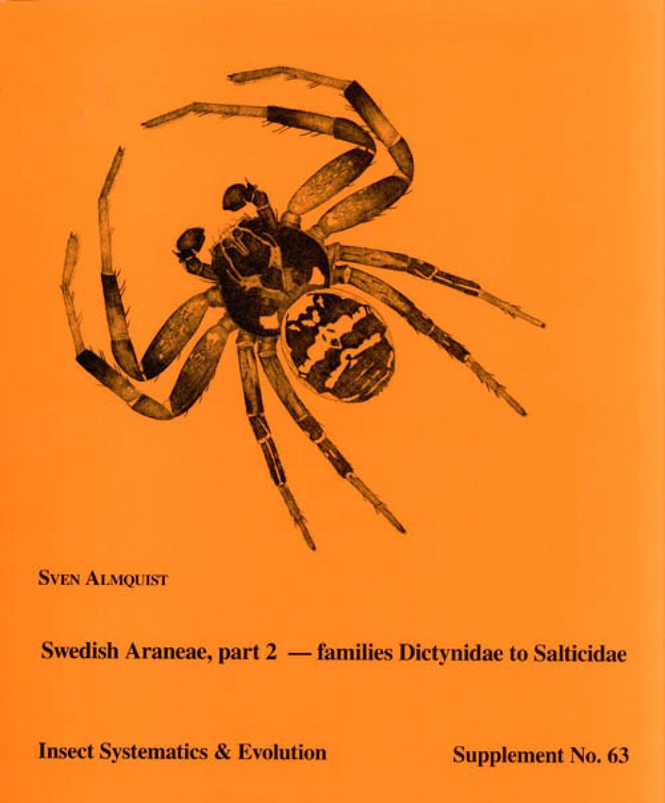 Swedish Araneae, Part 2