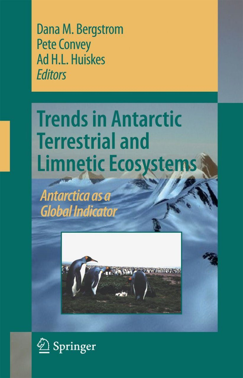 Trends in Antarctic Terrestrial and Limnetic Ecosystems