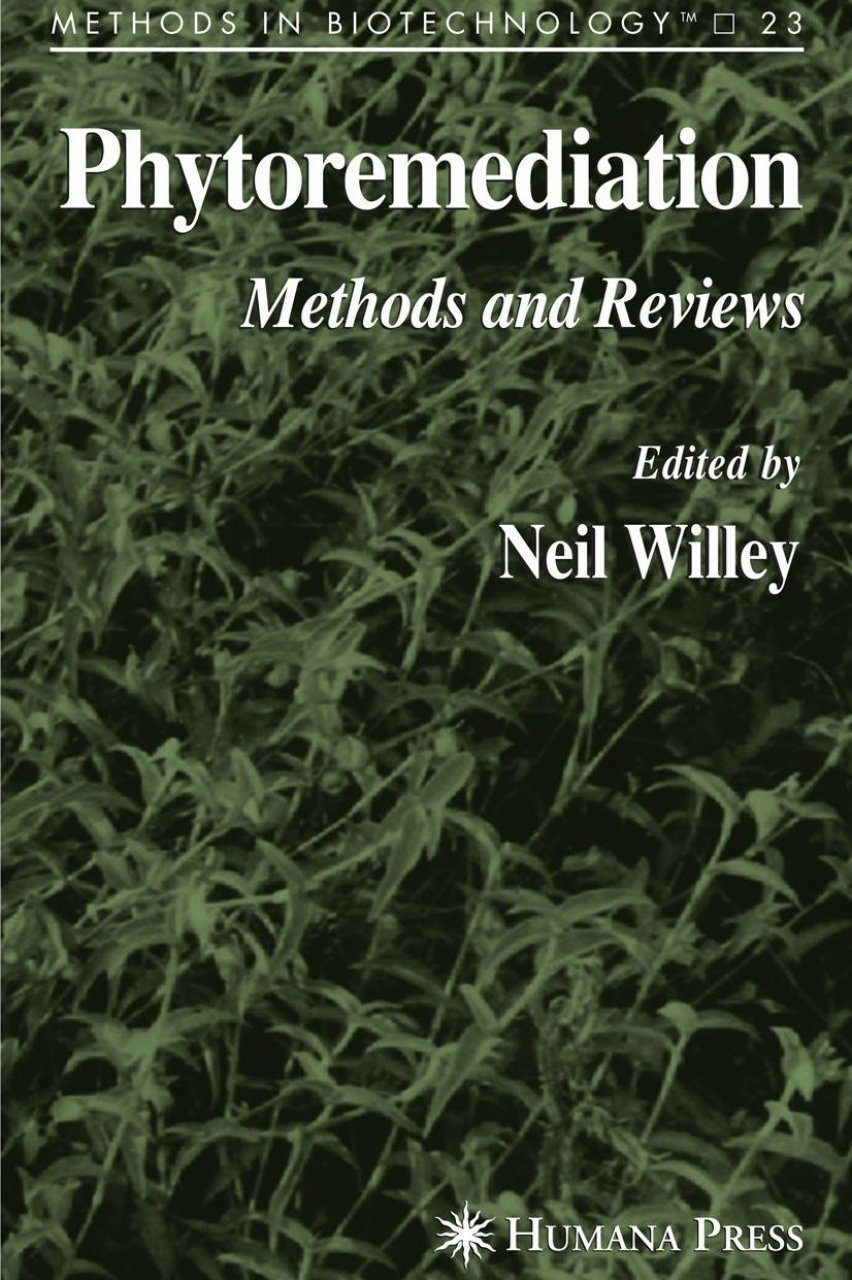 Phytoremediation: Methods and Reviews