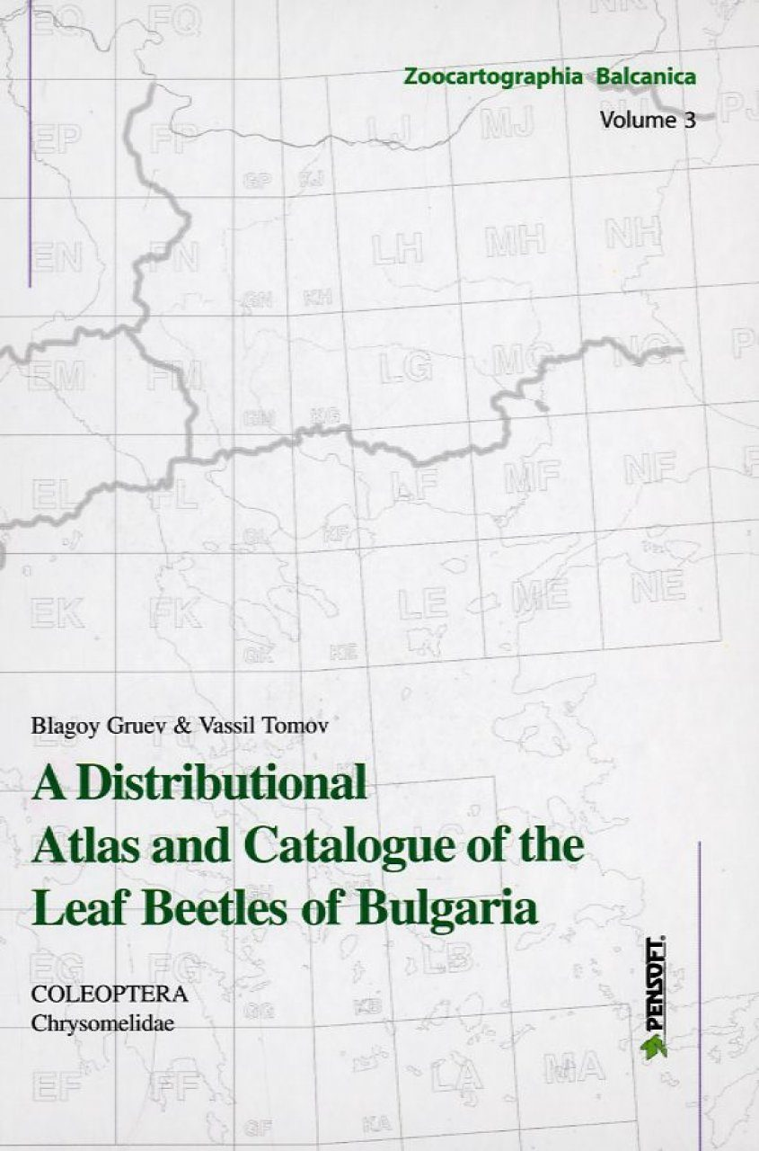 A Distributional Atlas and Catalogue of the Leaf Beetles of Bulgaria