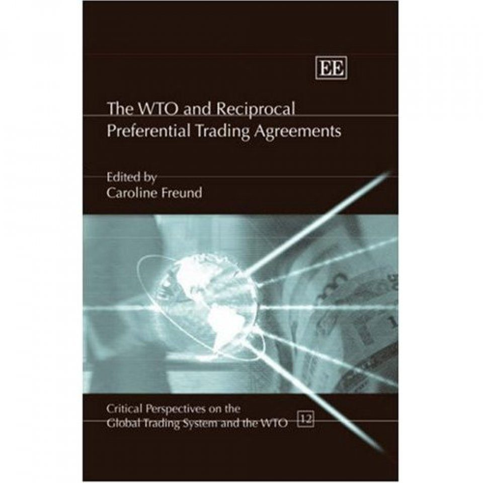 The WTO and Reciprocal Preferential Trading Agreements
