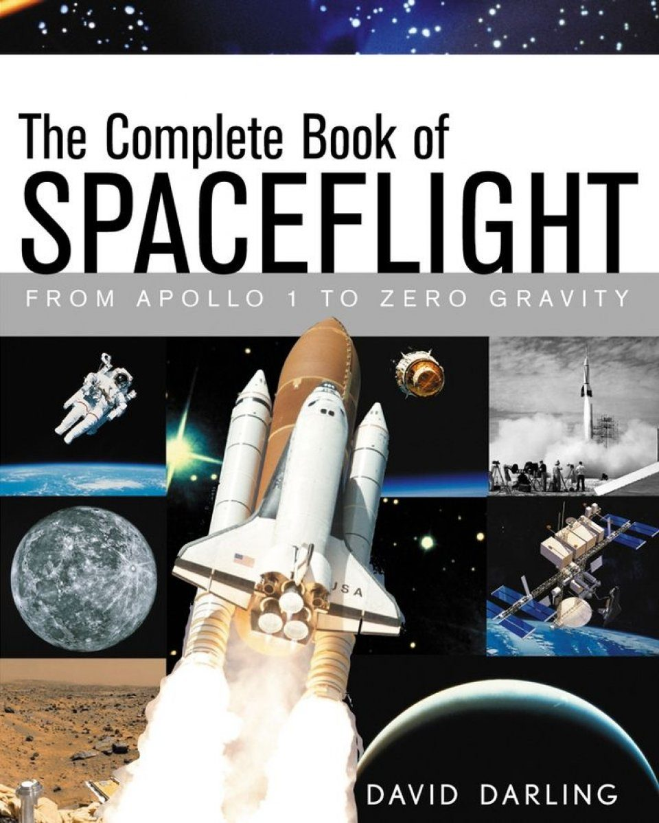 The Complete Book of Spaceflight