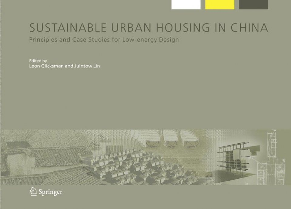 Sustainable Urban Housing in China