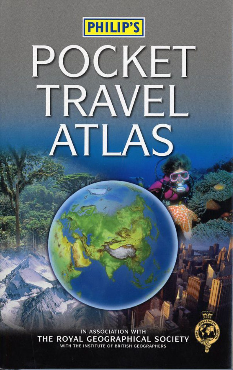 Philip's Pocket Travel Atlas