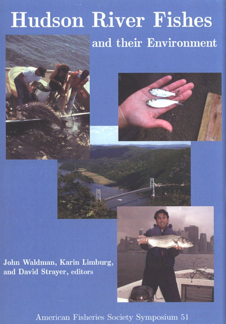 Hudson River Fishes and their Environment