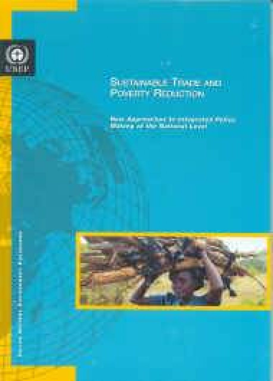 Sustainable Trade and Poverty Reduction