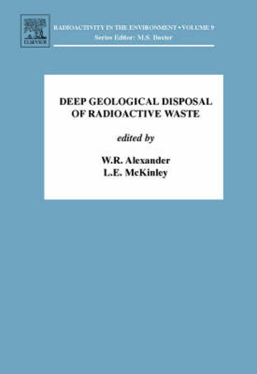 Deep Geological Disposal of Radioactive Waste