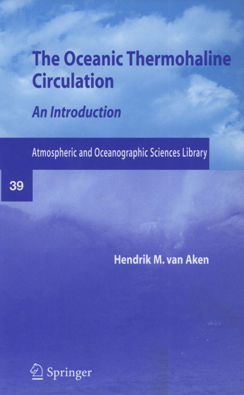 The Oceanic Thermohaline Circulation