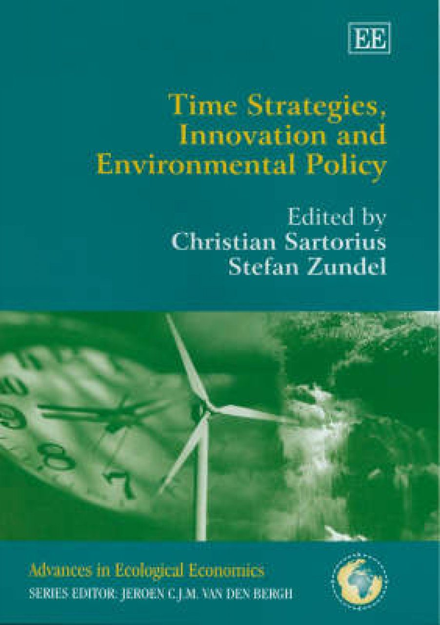 Time Strategies, Innovation and Environmental Policy