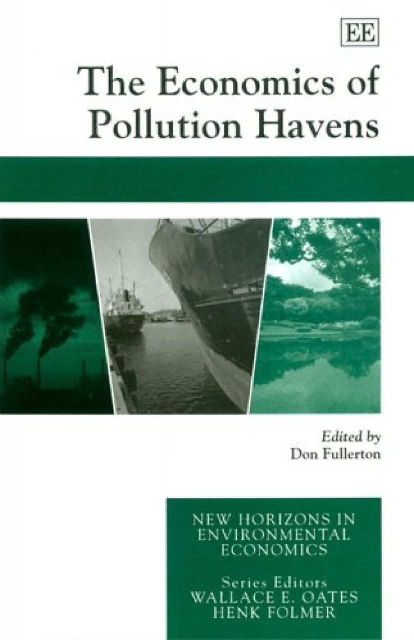 The Economics of Pollution Havens
