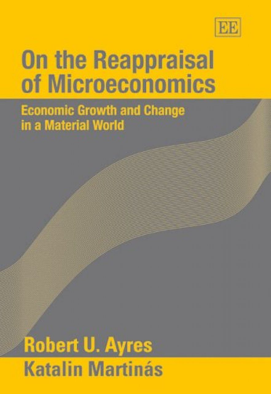 On the Reappraisal of Microeconomics