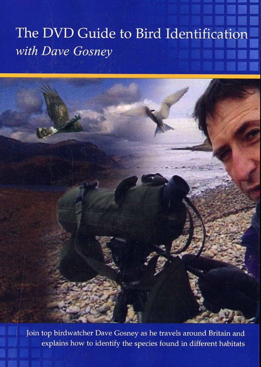 The DVD Guide to Bird Identification (Region 2)