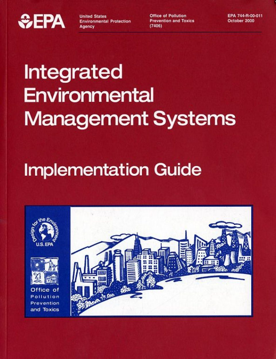 Integrated Environmental Managment Systems