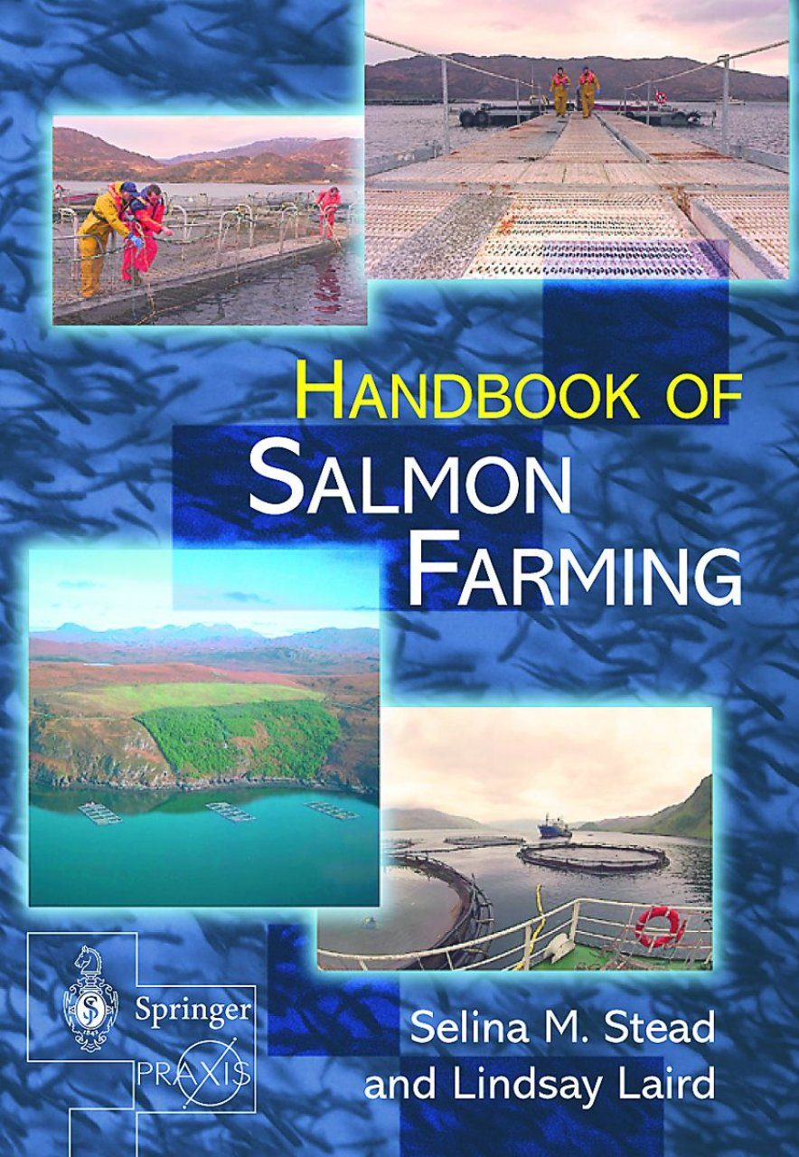 Handbook of Salmon Farming