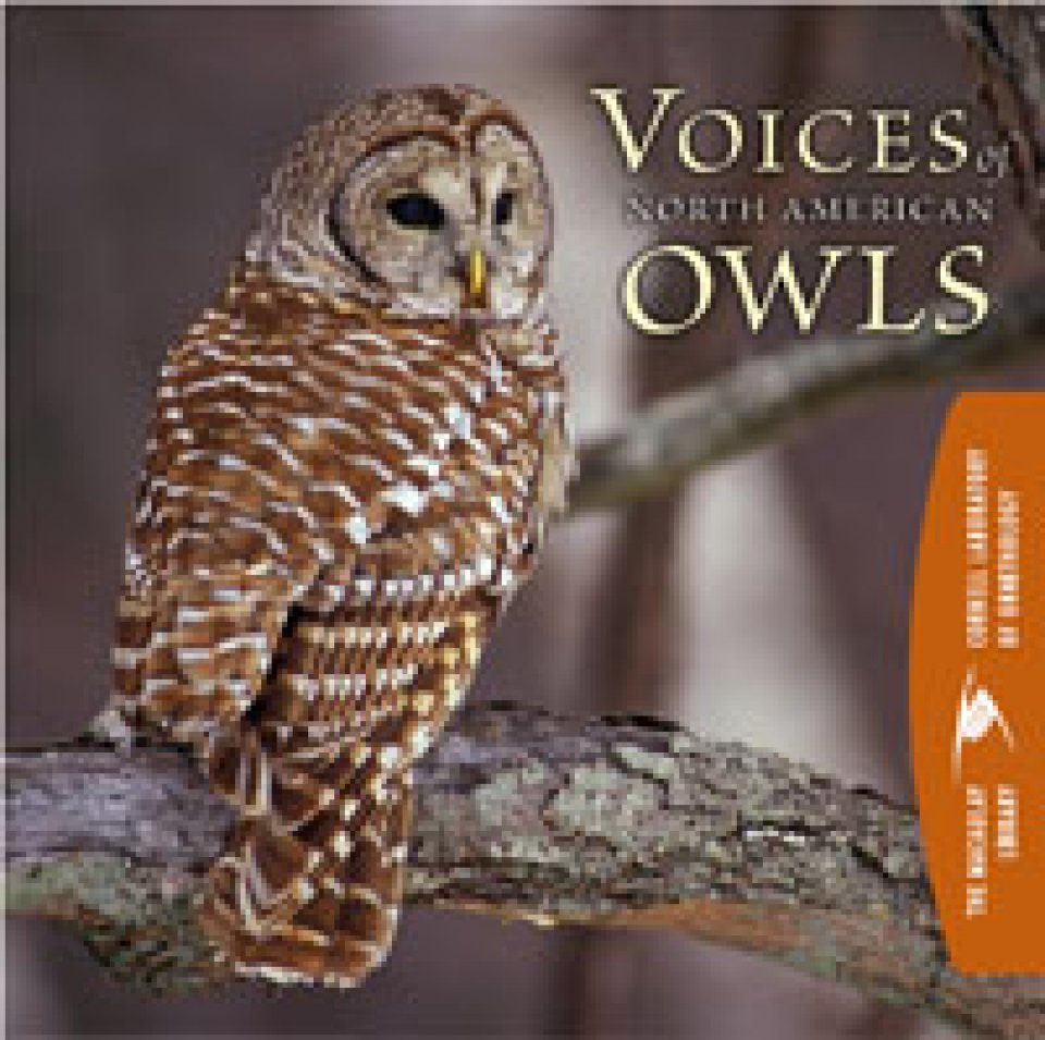 Voices of North American Owls (2CD)