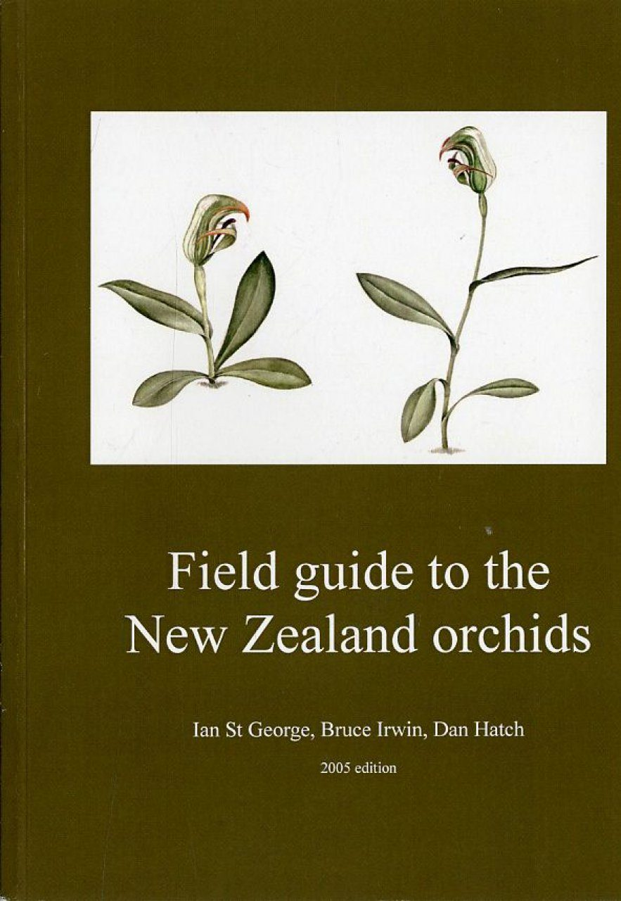 Field Guide to the New Zealand Orchids