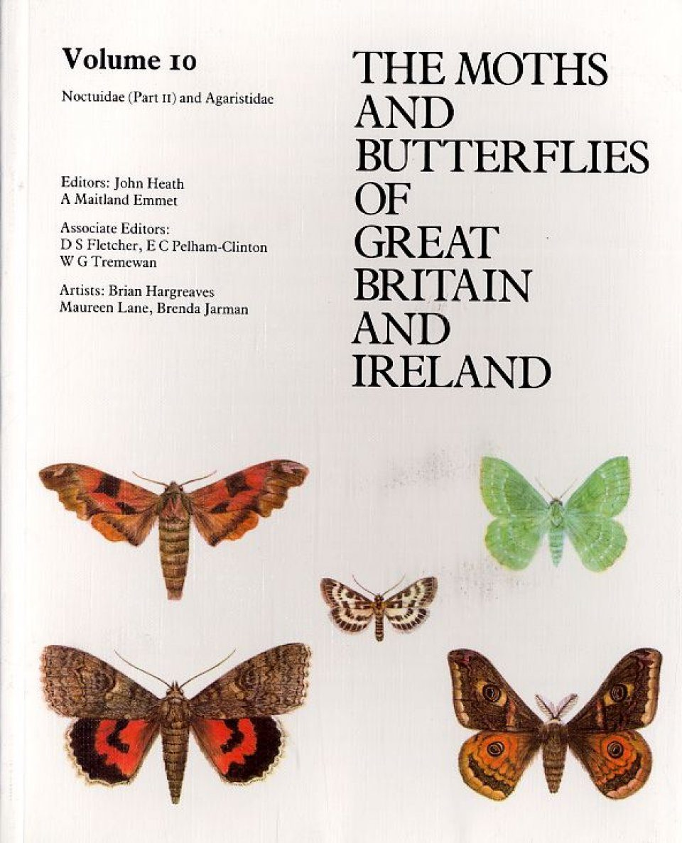 The Moths and Butterflies of Great Britain and Ireland, Volume 10