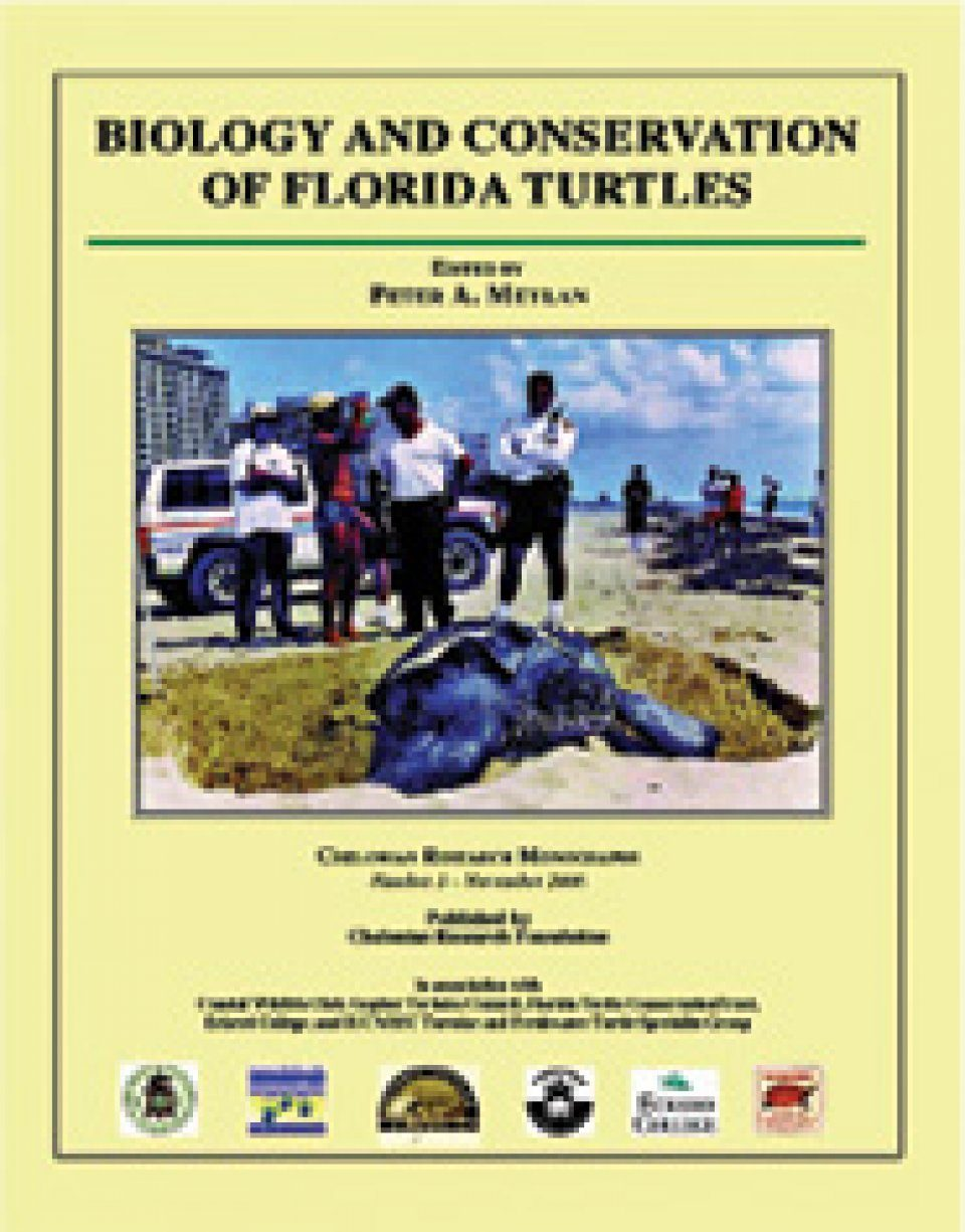 Biology and Conservation of Florida Turtles