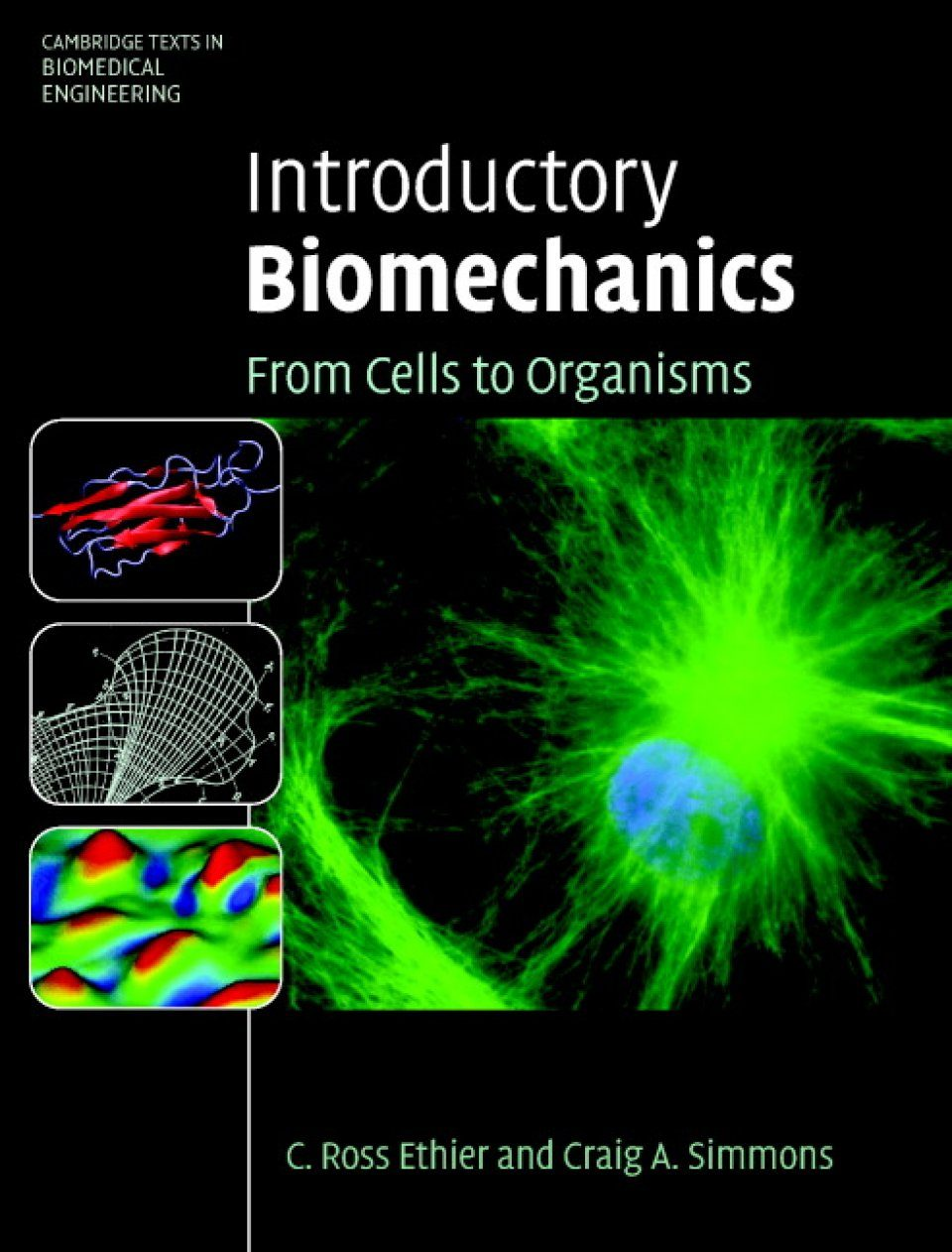 introductory biomechanics from cells to organisms c ross ethier rh nhbs com