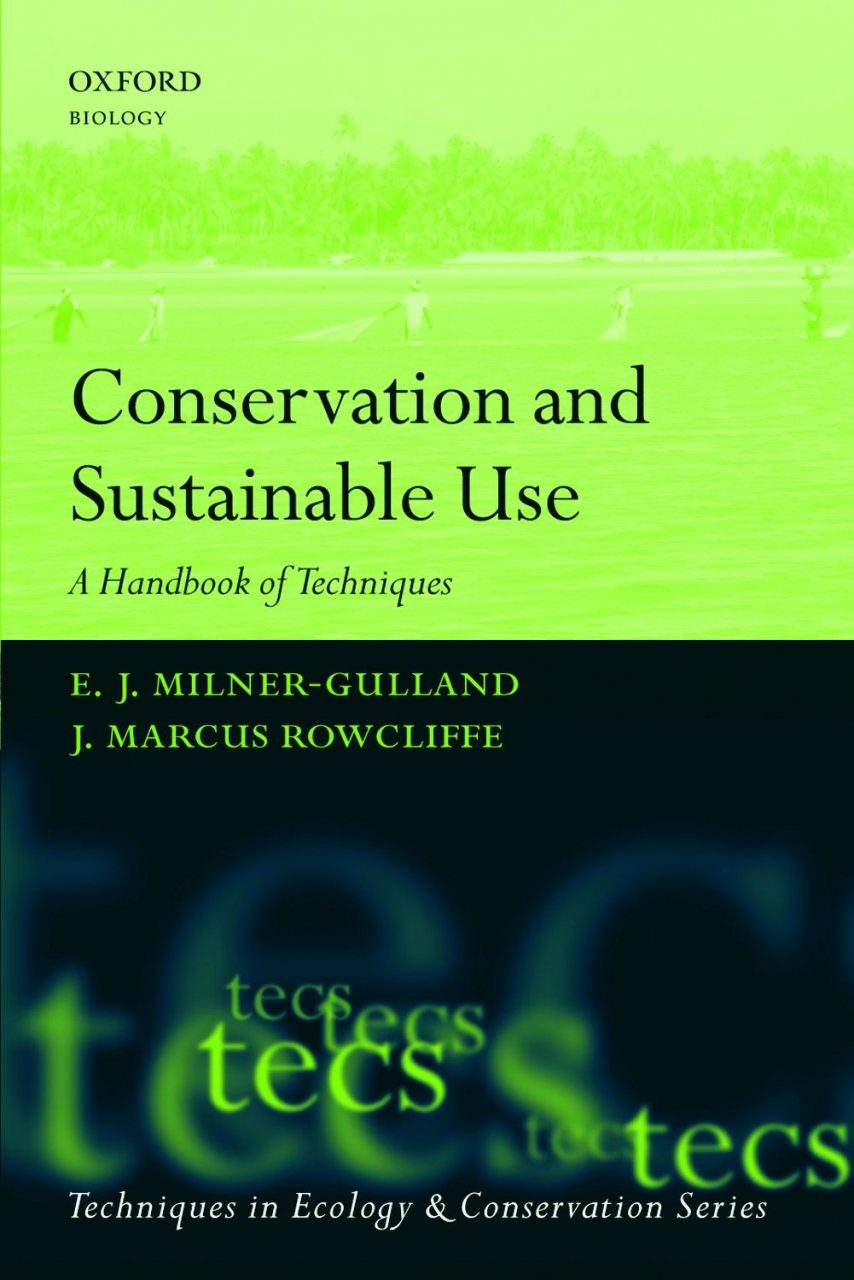 Conservation and Sustainable Use