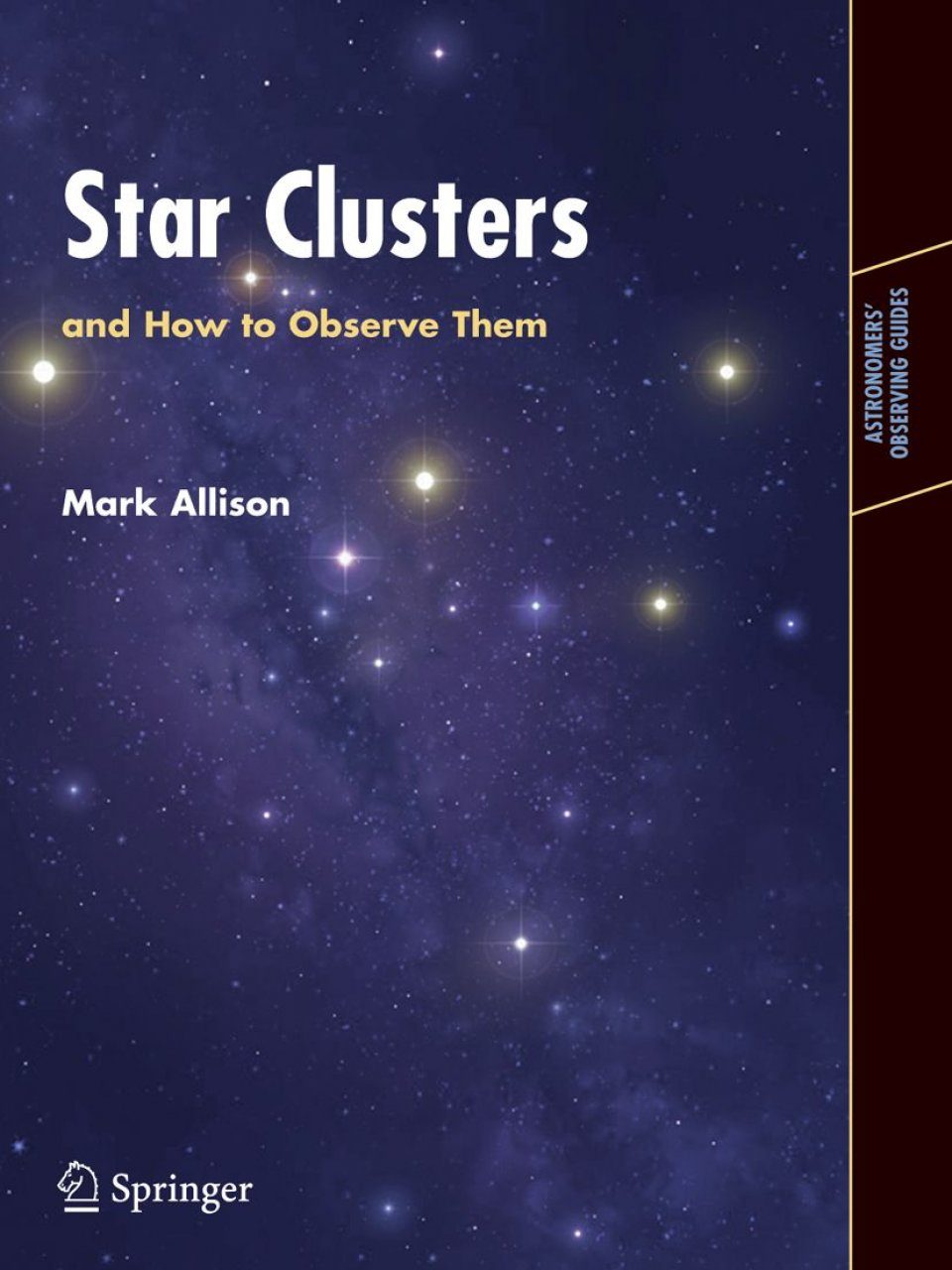 Star Clusters and How to Observe Them