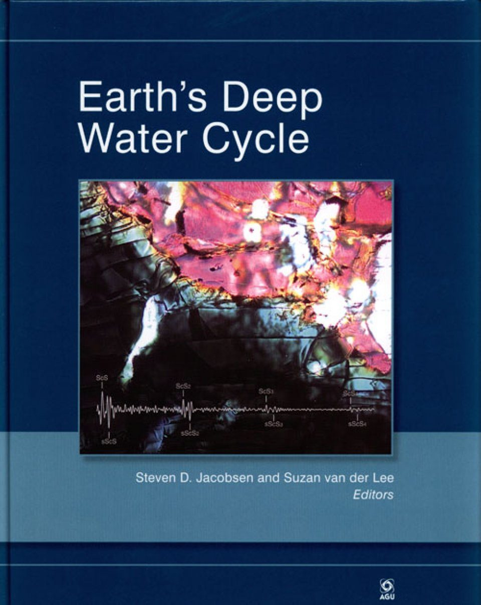 Earth's Deep Water Cycle