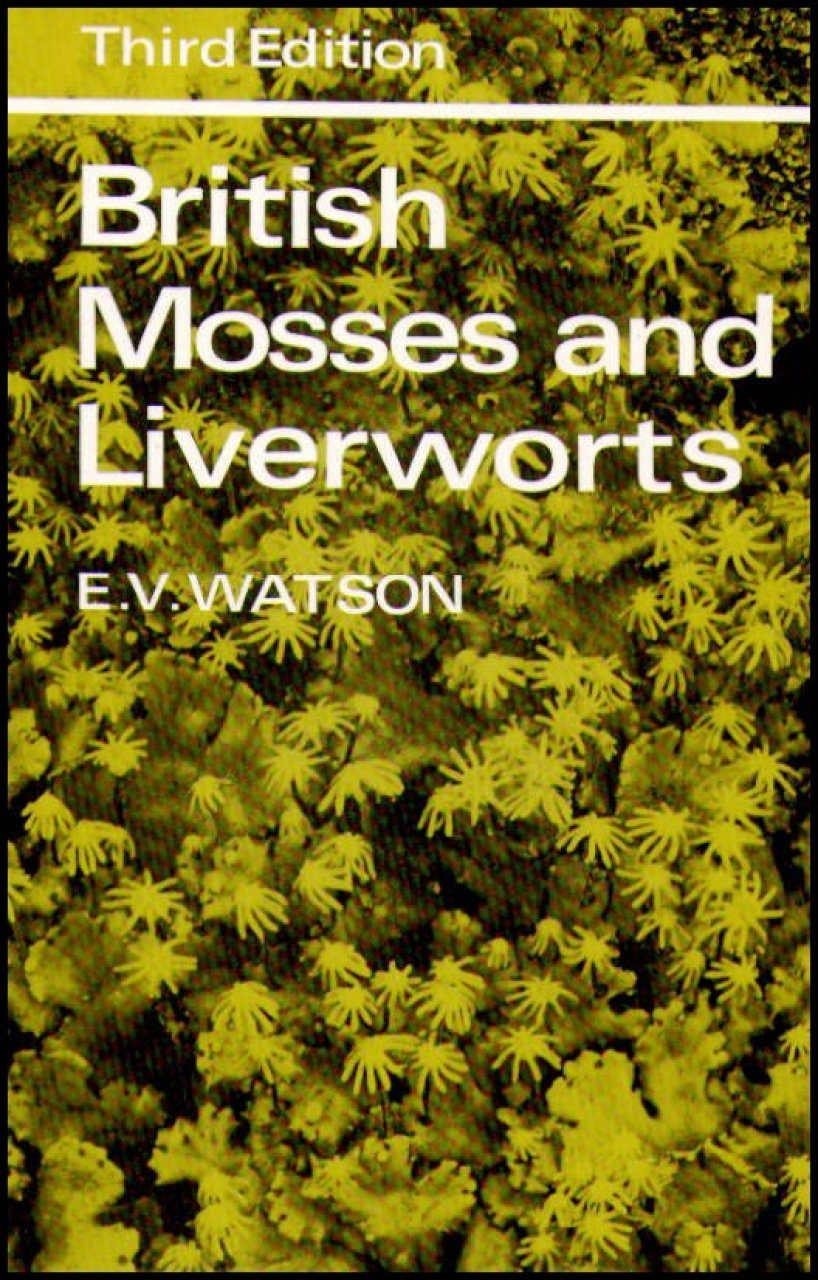 British Mosses and Liverworts