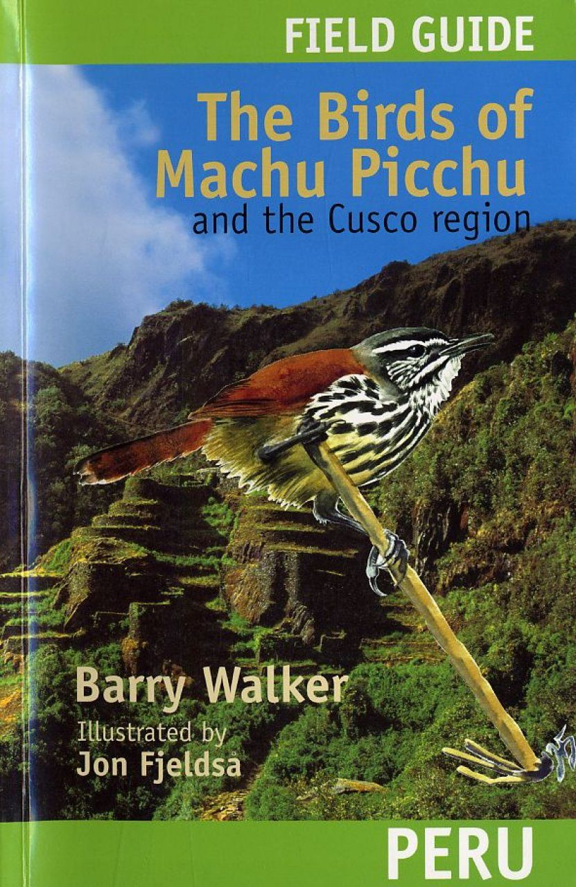 Field Guide to the Birds of Machu Picchu and the Cusco Region