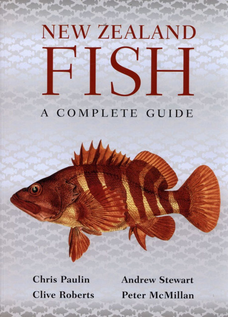 New zealand fish a complete guide chris paulin andrew l for New zealand fish