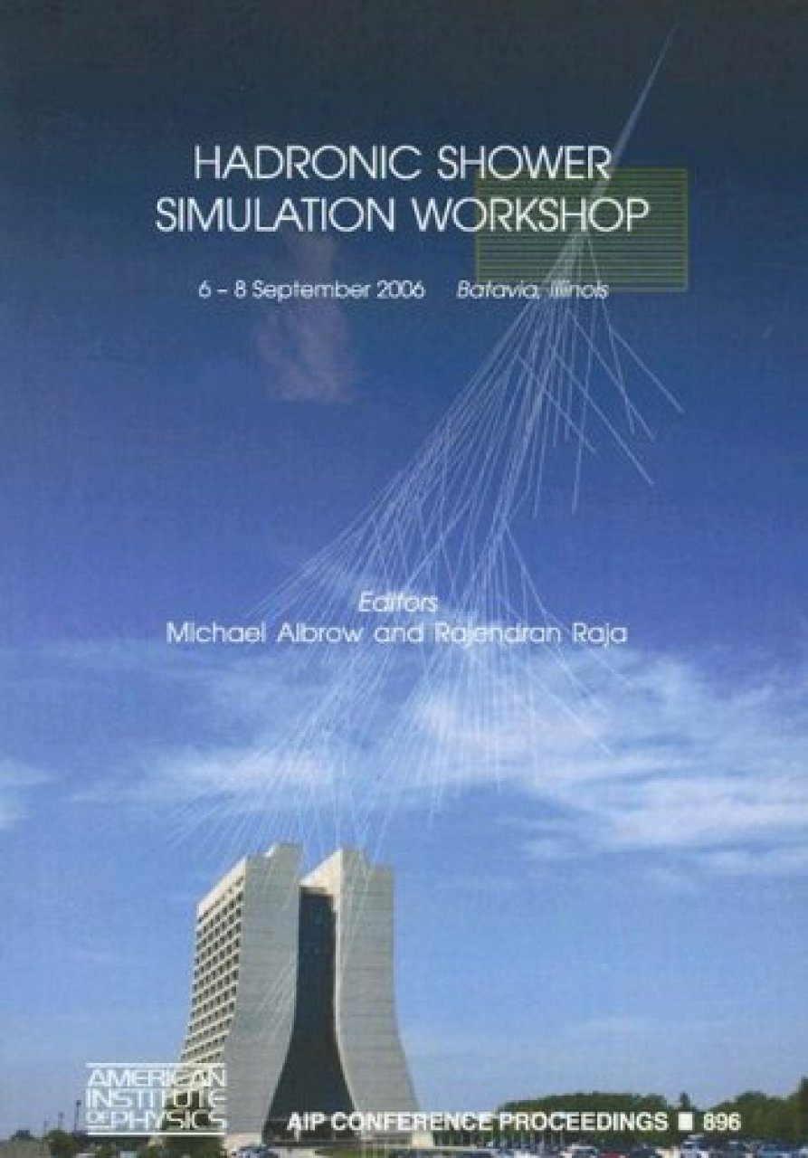 Hadronic Shower Simulation Workshop