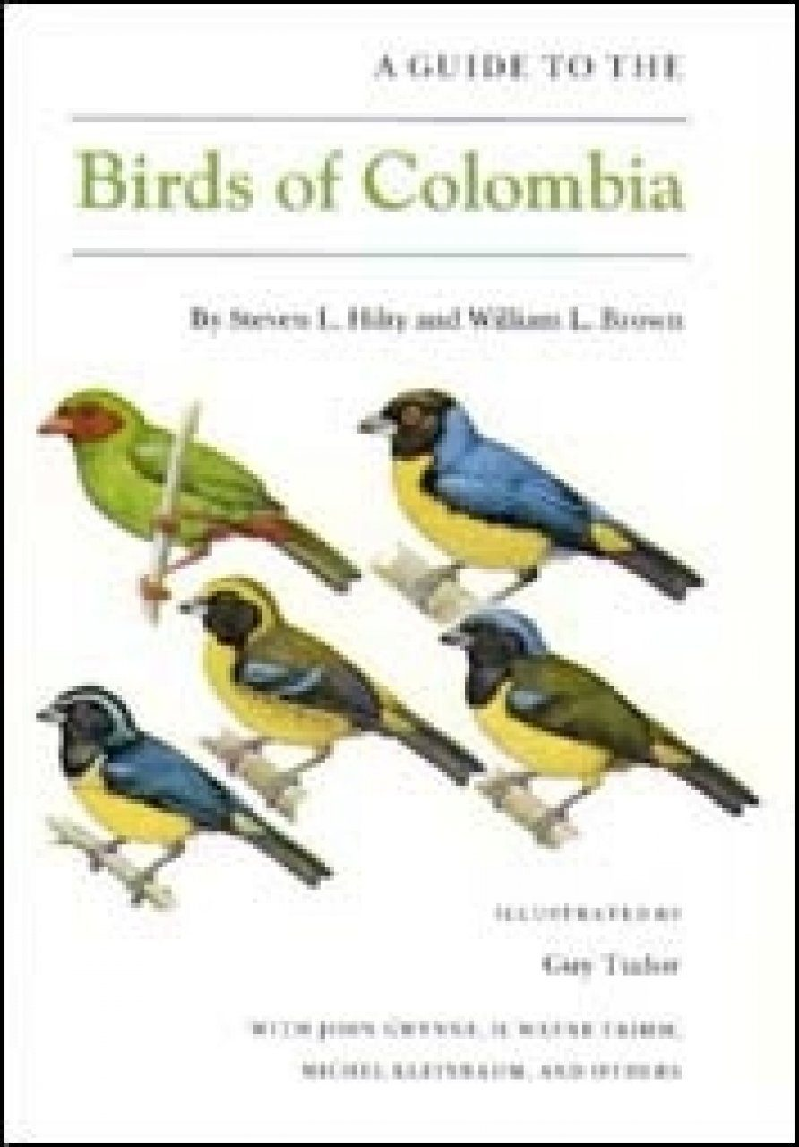 Guide to the Birds of Colombia