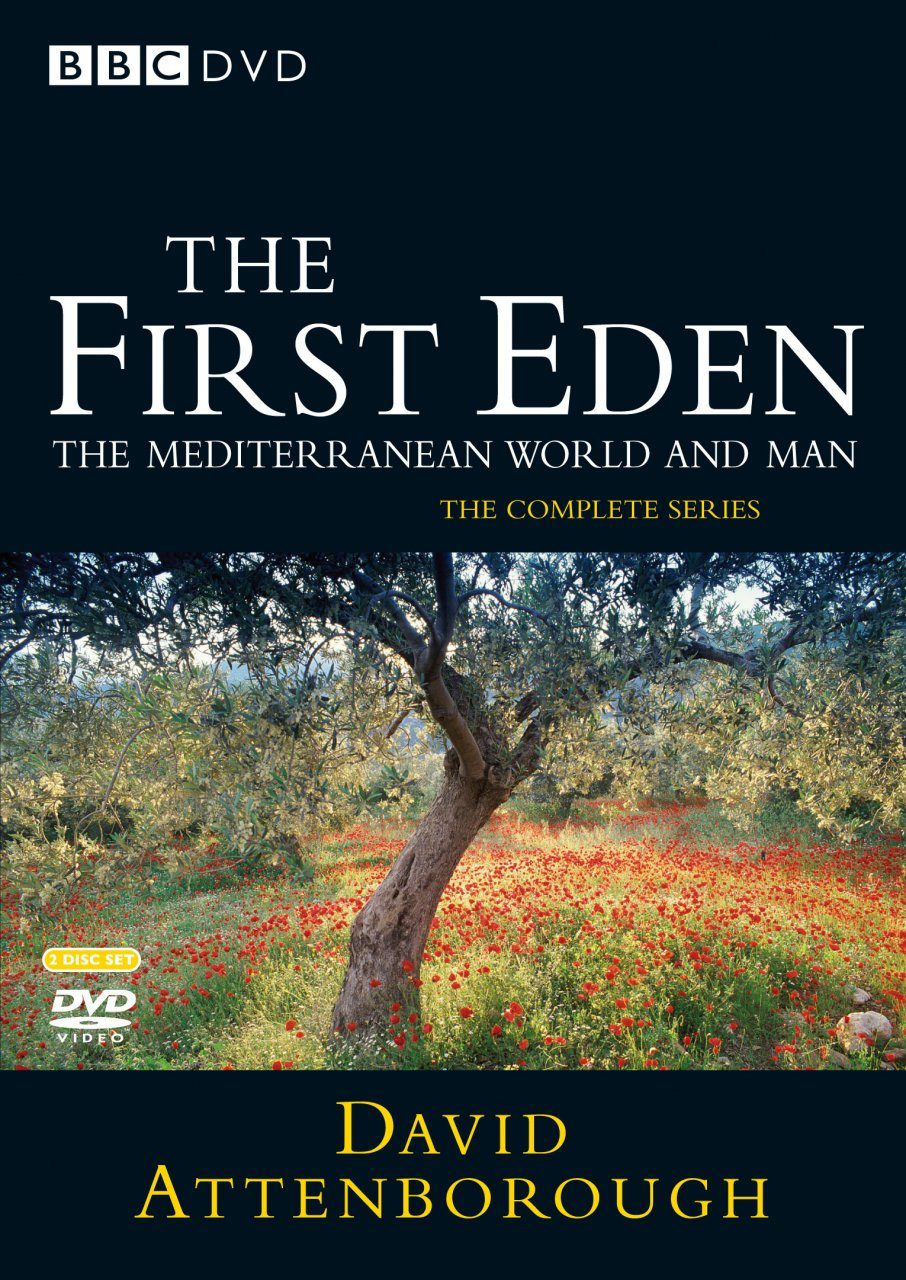 The First Eden - DVD (Region 2 & 4)