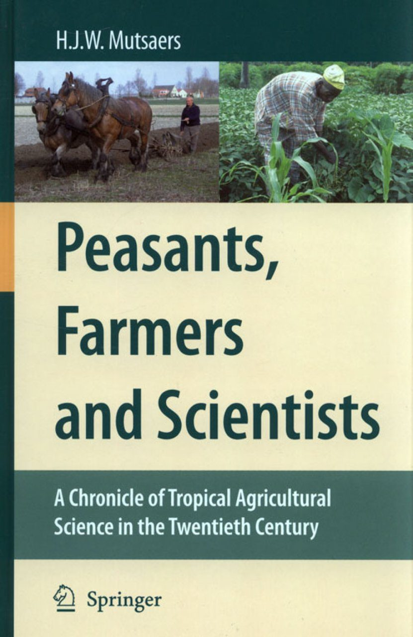 Peasants, Farmers and Scientists