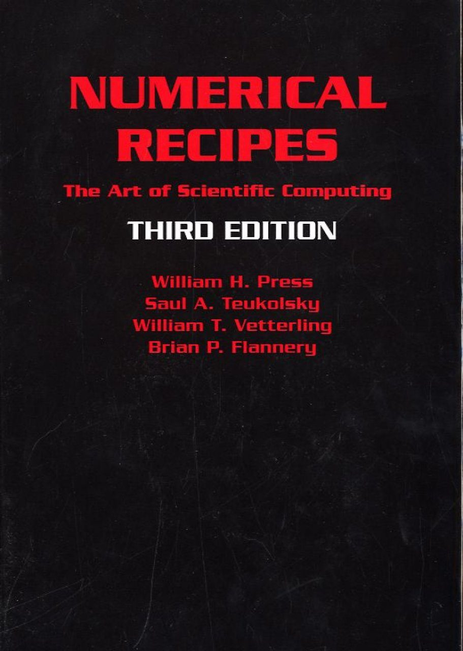 Numerical Recipes