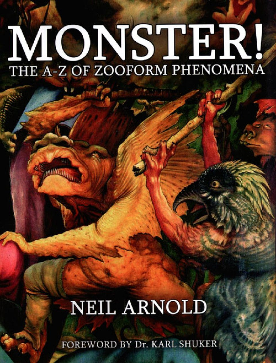 Monster!: The A-Z of Zooform Phenomena