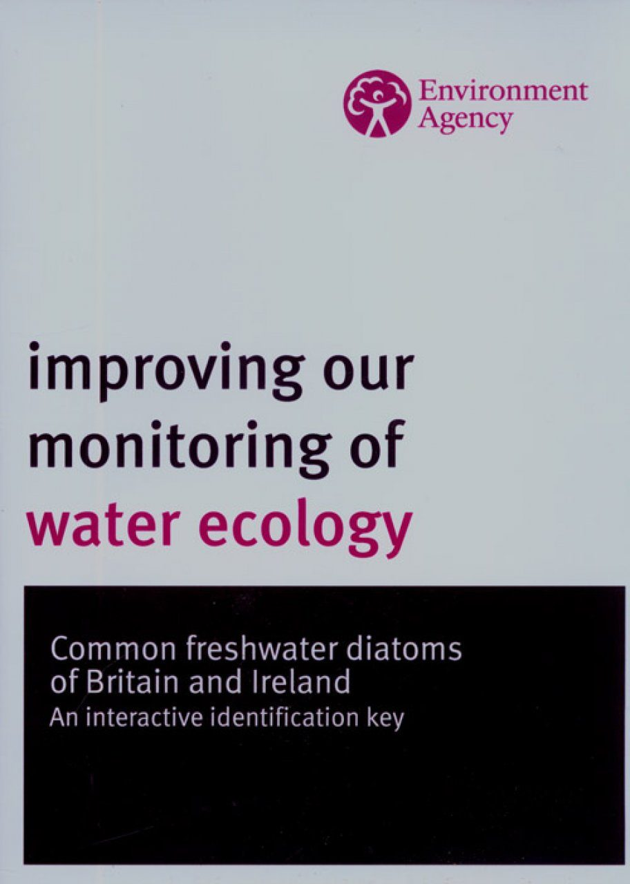 Common Freshwater Diatoms of Britain and Ireland - An Interactive Identification Key: SRA2