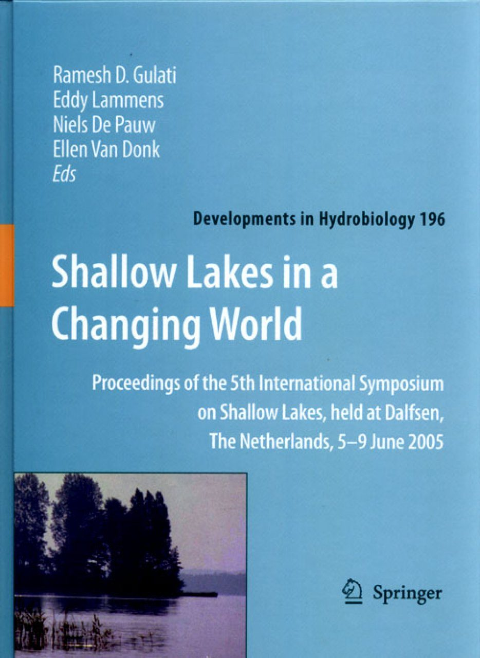 Shallow Lakes in a Changing World