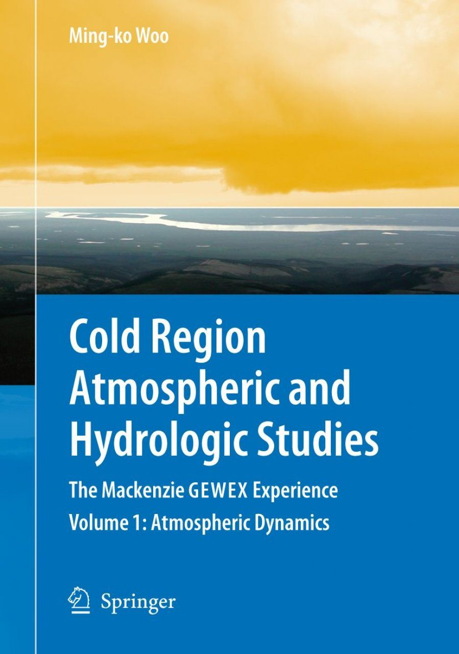 Atmospheric Dynamics of a Cold Region