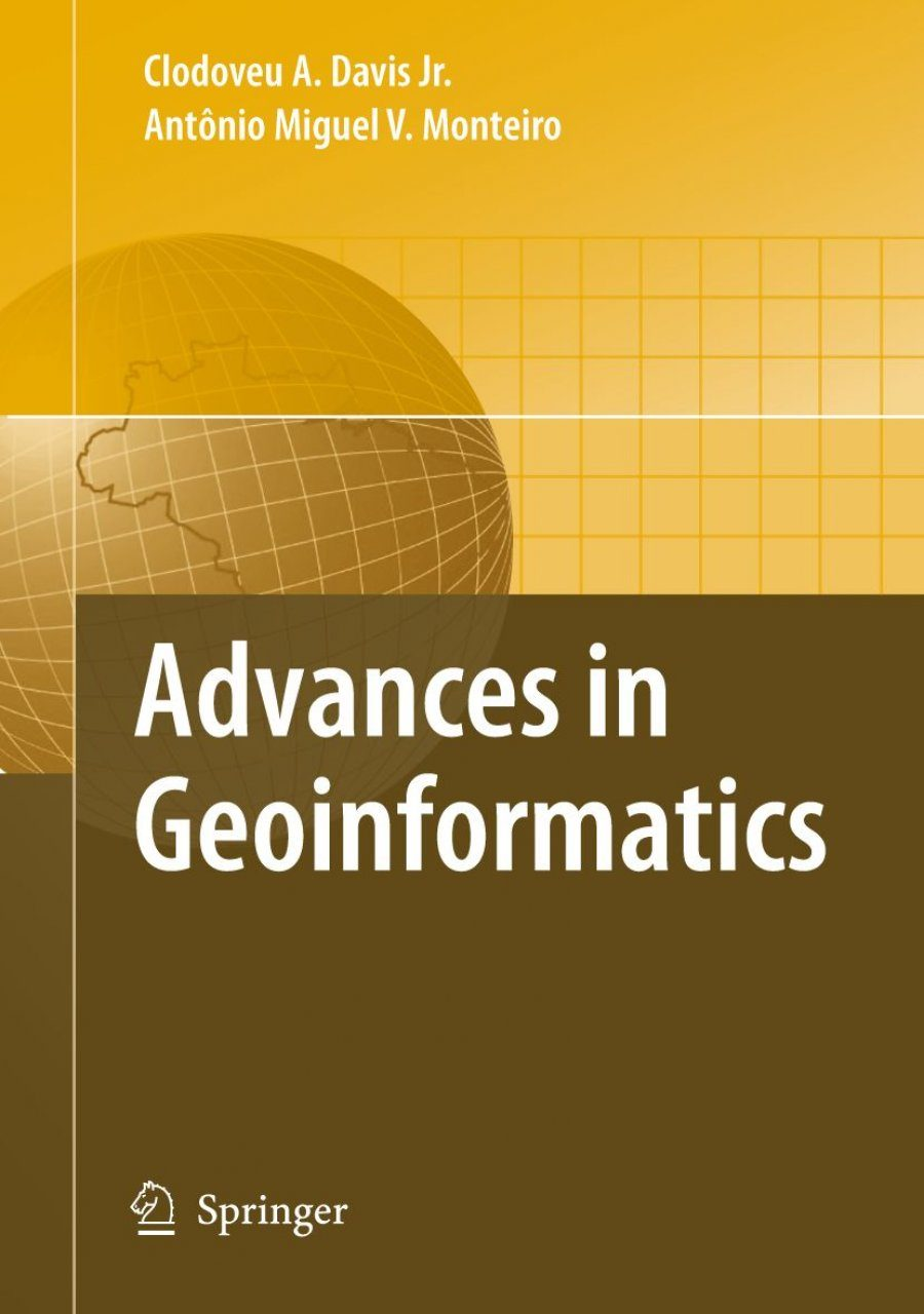 Advances in Geoinformatics
