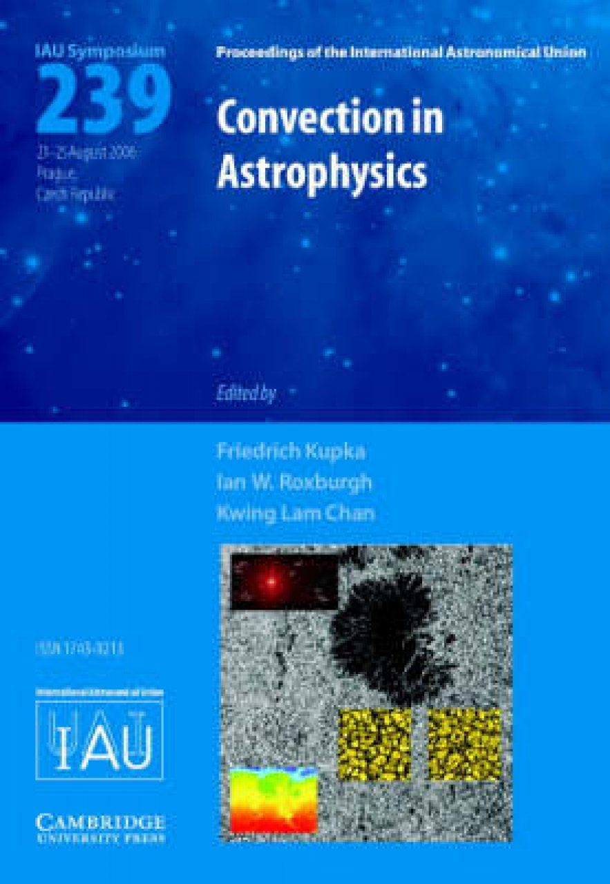Convection in Astrophysics (IAU S239)