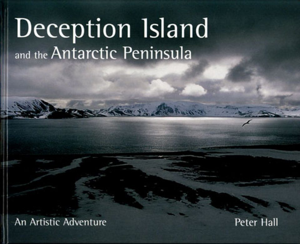 Deception Island and the Antarctic Peninsula