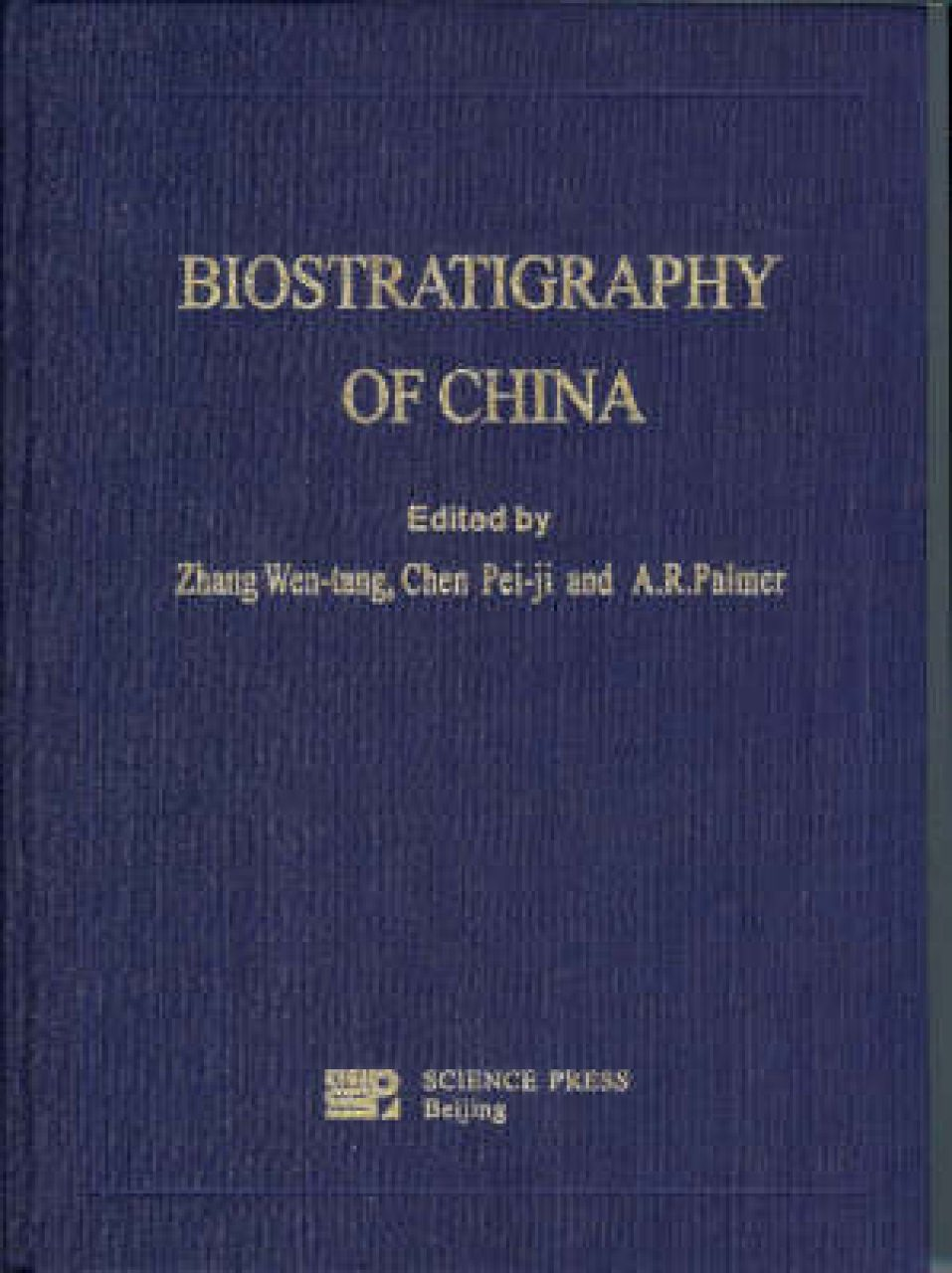 Biostratigraphy of China