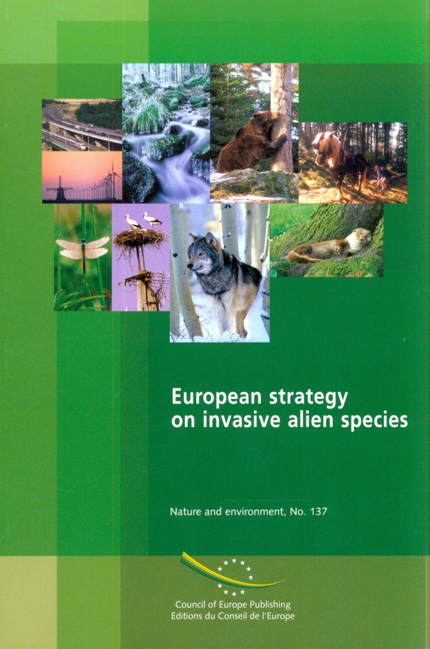 European Strategy on Invasive Alien Species